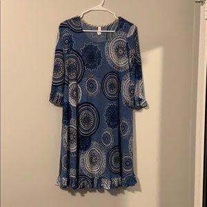 Jenny Boston dress